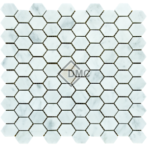 CARRARA FLAT HEX